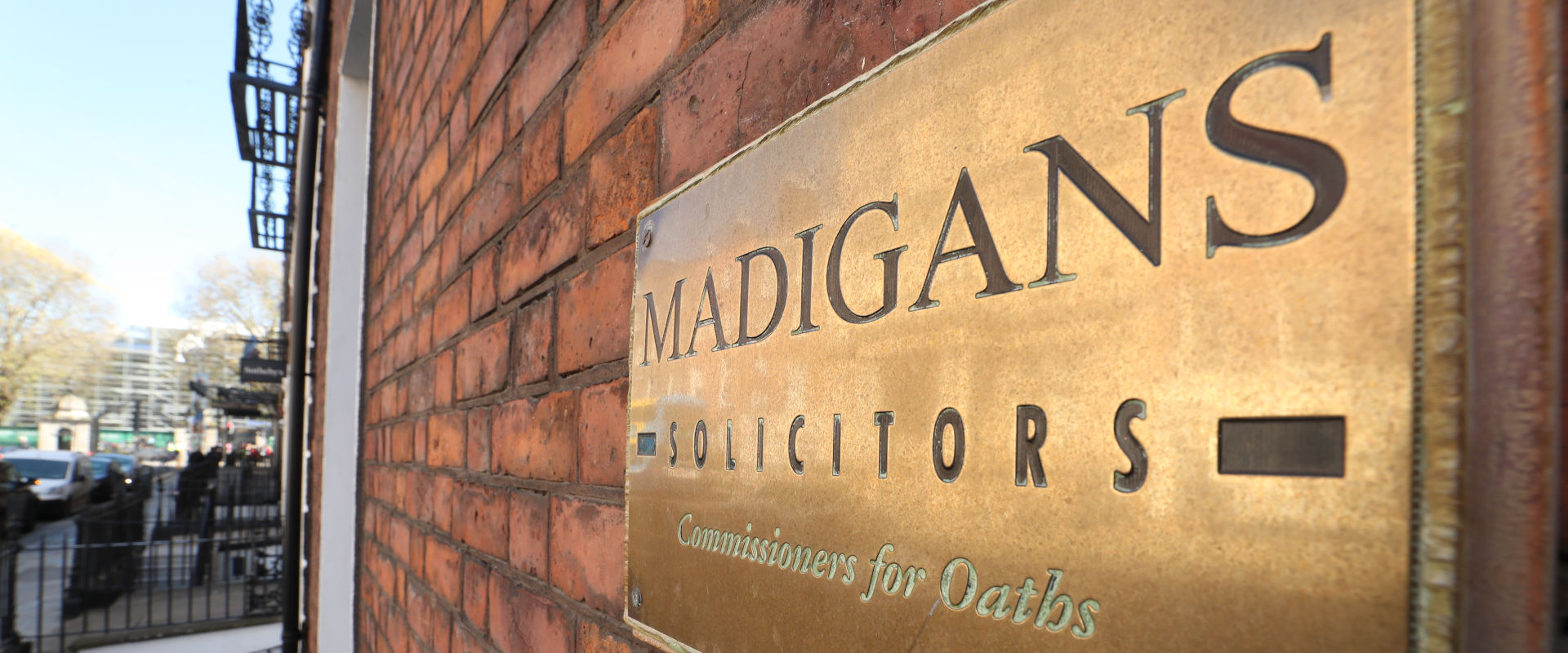 Madigans Solicitors located in Dublin Ireland